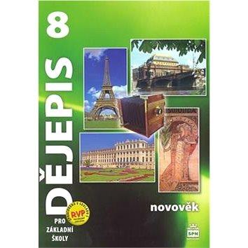 Dějepis 8 pro základní školy Novověk - Kniha
