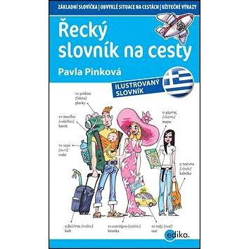 Řecký slovník na cesty: ilustrovaný slovník