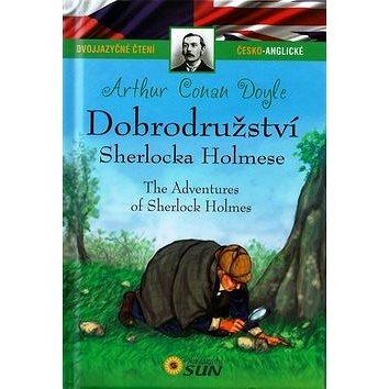 Dobrodružství Sherlocka Holmese/The Adventures of Sherlock Holmes: Dvojjazyčné čtení