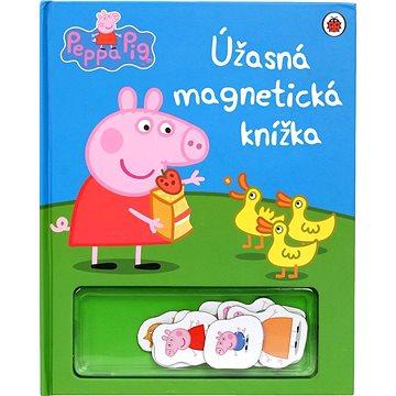 Peppa Pig Úžasná magnetická knížka - Kniha