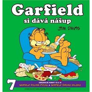 Garfield si dává nášup: Garfield polyká pýchu a Garfield široko daleko