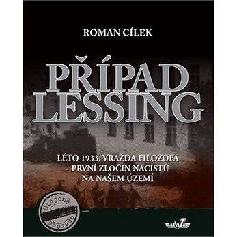 Případ Lessing: Léto 1933: vražda filozofa - první zločin nacistů na našem území