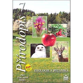 Přírodopis 7 pro základní školy Zoologie a botanika - Kniha