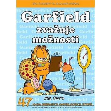 Garfield zvažuje možnost: číslo 47