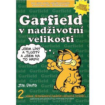 Garfield v nadživotní velikosti