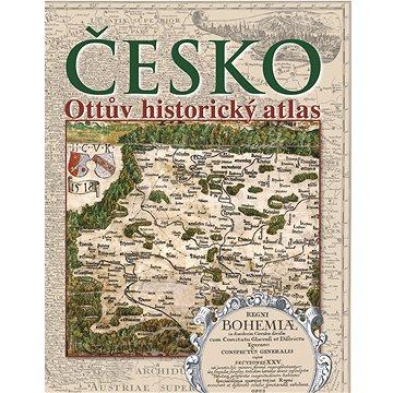 Česko Ottův historický atlas - Kniha