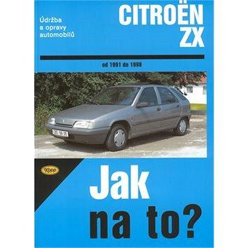 Citroën ZX od 1991 do 1998: Údržba a opravy automobilů č. 63