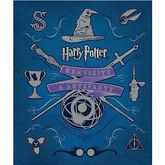 Harry Potter Rekvizity a artefakty - Kniha