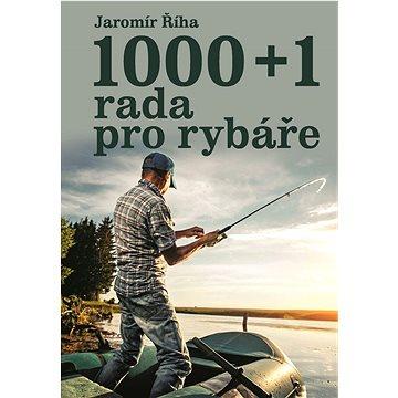 1000+1 rada pro rybáře - Kniha