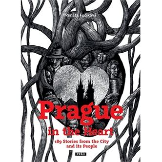 Prague in the Heart - Kniha