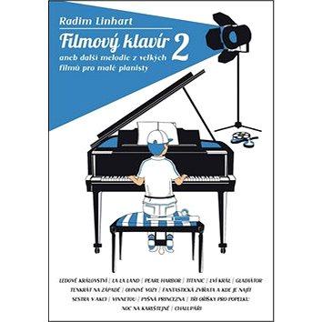 Filmový klavír 2: aneb další melodie z vellkých filmů pro malé pianisty - Kniha