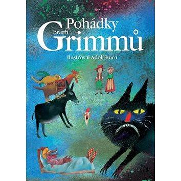 Pohádky bratří Grimmů - Kniha