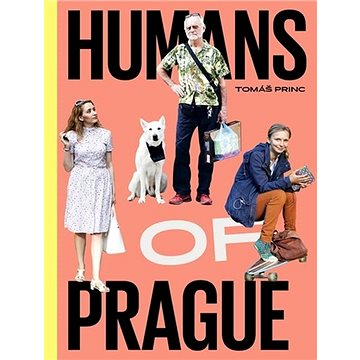 Humans of Prague (EN) - Kniha