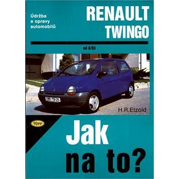 Renault Twingo od 6/93: Údržba a opravy automobilů č. 44