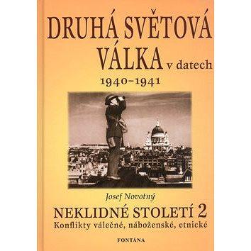 Druhá světová válka v datech 1940 - 1941: Neklidné století 2