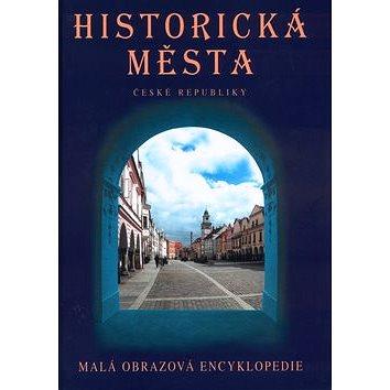 Historická města České republiky: Malá obrazová encyklopedie - Kniha