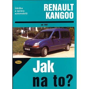 Renault Kangoo od roku 1997: Údržba a opravy automobilů č. 79