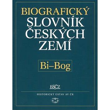 Biografický slovník českých zemí, Bi - Bog: 5. sešit