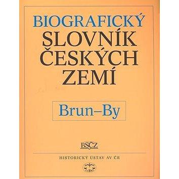 Biografický slovník českých zemí, Brun-By: 8.sešit