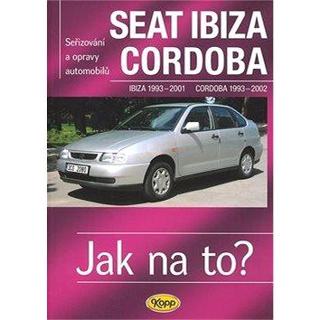 Seat Ibiza 1993 - 2001, Cordoba 1993 - 2002: Seřizování a opravy automobilů č. 41