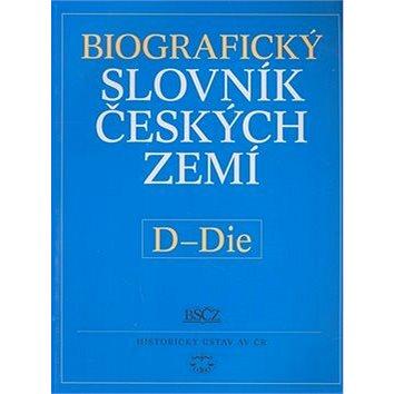 Biografický slovník českých zemí D-De: 12.sešit
