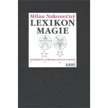 Lexikon magie - Kniha