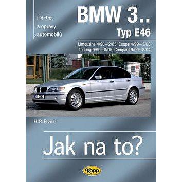 BMW 3.Typ E46: Údržba a opravy automobilů č.105