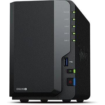 Synology DS220+ 2x6TB RED - Datové úložiště