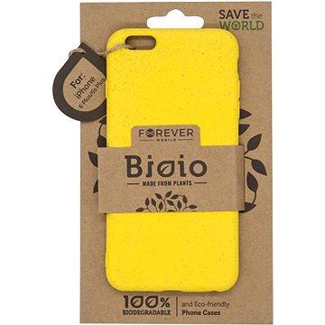Forever Bioio pro iPhone 6 Plus žlutý - Kryt na mobil