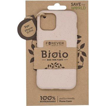 Forever Bioio pro iPhone 11 Pro růžový - Kryt na mobil