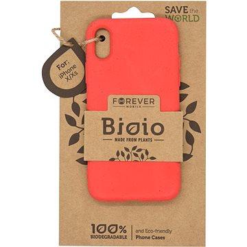 Forever Bioio pro iPhone X/XS červený - Kryt na mobil