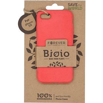 Forever Bioio pro iPhone 7/8/SE (2020) červený - Kryt na mobil