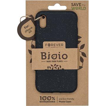 Forever Bioio pro iPhone XR černý - Kryt na mobil