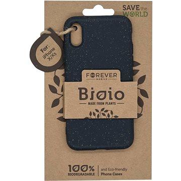 Forever Bioio pro iPhone X/XS černý - Kryt na mobil