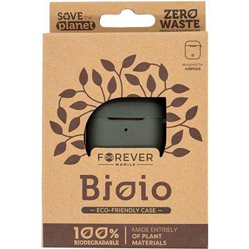 Forever Bioio pro AirPods zelené - Pouzdro na sluchátka