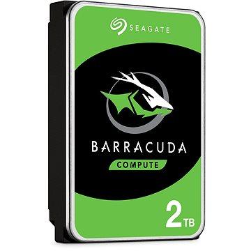 Seagate BarraCuda 2TB - Pevný disk