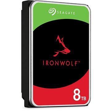Seagate IronWolf 8TB CMR - Pevný disk