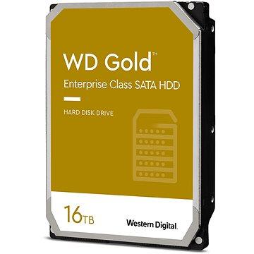 WD Gold 16TB - Pevný disk