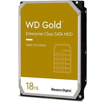WD Gold 18TB - Pevný disk