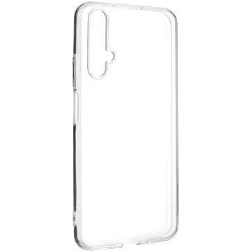 FIXED Skin pro Honor 20 0.6 mm čiré - Kryt na mobil