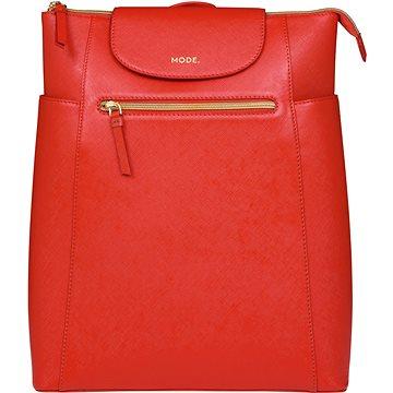 "dbramante1928 Berlin - 14"" Backpack - Poppy Red - Batoh na notebook"