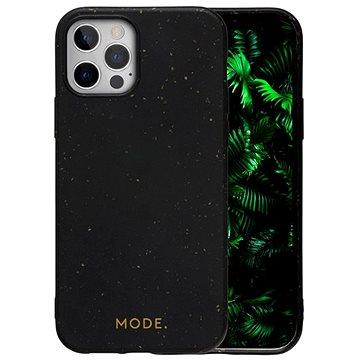 dbramante1928 Mode Barcelona pro iPhone 12/12 Pro Night Black - Kryt na mobil
