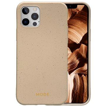 dbramante1928 Mode Barcelona pro iPhone 12/12 Pro Sahara Sand - Kryt na mobil