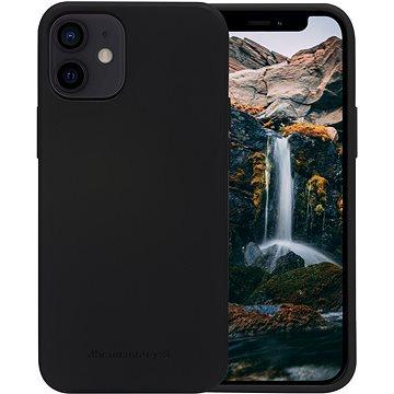 dbramante1928 Greenland pro iPhone 12/12 Pro Night Black - Kryt na mobil