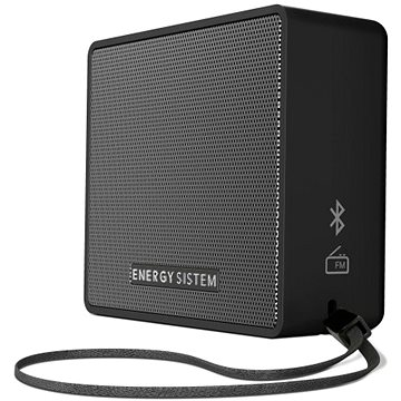 Energy Sistem Music Box 1+ Slate - Bluetooth reproduktor