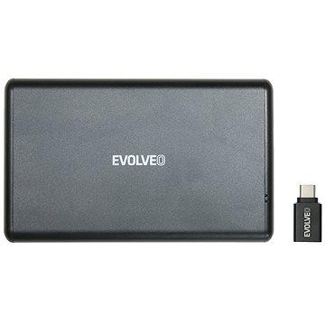 """EVOLVEO 2.5"""" TINY 2, 10Gb/s  - Externí box"""