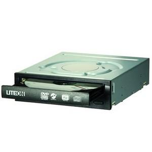 Lite-On iHAP322-32 černá + software - DVD vypalovačka