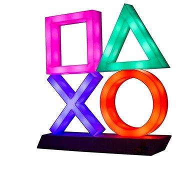 USB PlayStation Icons Light XL - Stolní lampa
