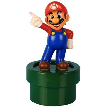 NINTENDO - Mario Light USB - Stolní lampa