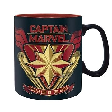 Captain Marvel - Protector of the Skies - hrnek - Hrnek